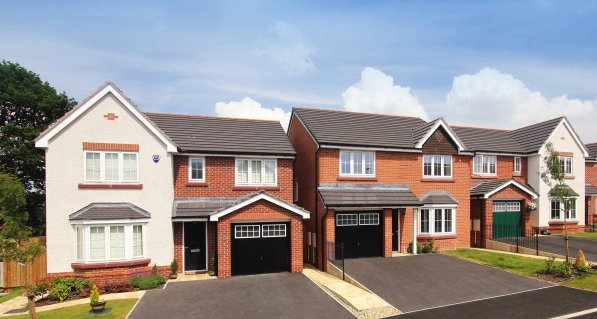 New Family Homes for Sale in Middlewich, Cheshire   Canalside