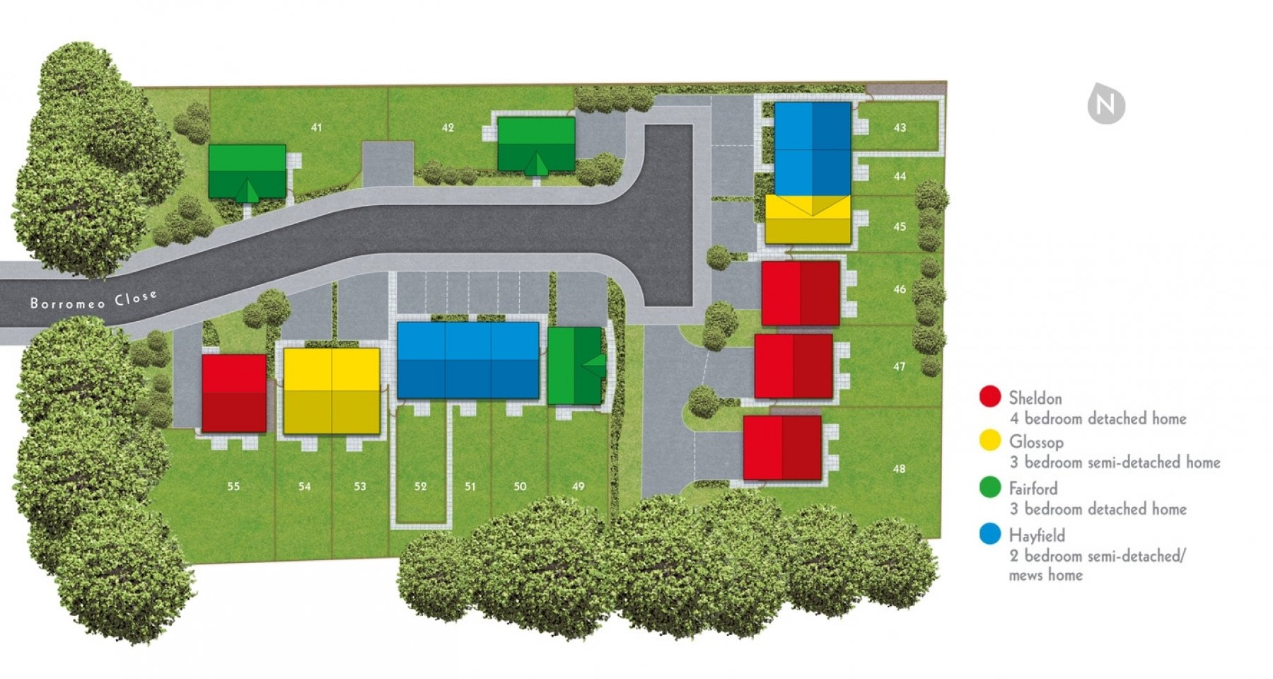 Aigburth Grange Phase Two Site Plan