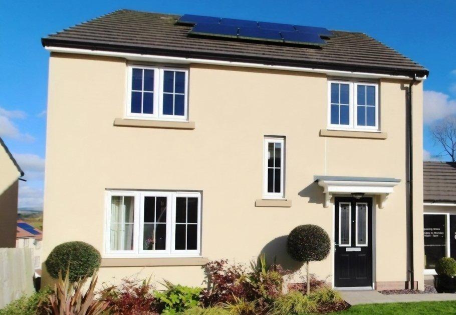 Terrific Last Few Homes For Sale At North Devon Development Download Free Architecture Designs Osuribritishbridgeorg